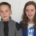 Fabienne Vos en Niels Vonken
